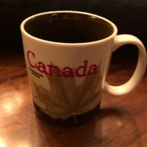 Starbucks collector series Canada
